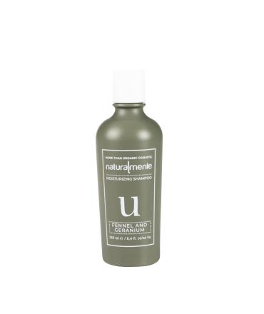 Moisturizing and Normalizing Fennel and Geranium Shampoo