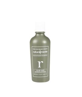Balancing Multi-vitamin Aloe and Sandalwood Shampoo