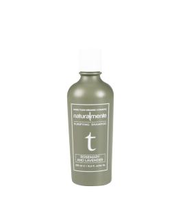 Rozmarinų ir levandų šampūnas