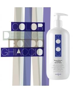Pigmentinis šampūnas - BIONDO GHIACCIO (Ledinis blondinas)