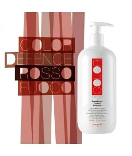 Pigmentinis šampūnas - FIRE RED (ugnies raudonumo)