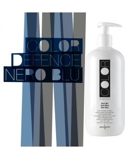 Pigmentinis šampūnas - DARK BLUE (Mėlynai juodas)