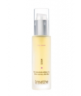 Serum firming with a lifting effect