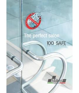 """100% Saugus salonas """"SALONE 100% SAFE"""""""