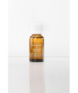 Incense essential oil