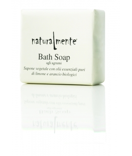 Citrus bath soap