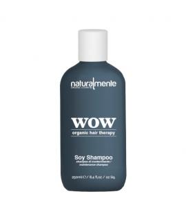 Organinis sojos šampūnas WOW