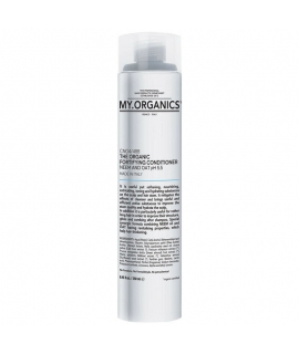 THE ORGANIC FORTYFING CONDITIONER. NEEM AND OAT